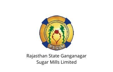 Rajasthan State Ganganagar Sugar Mills Limited