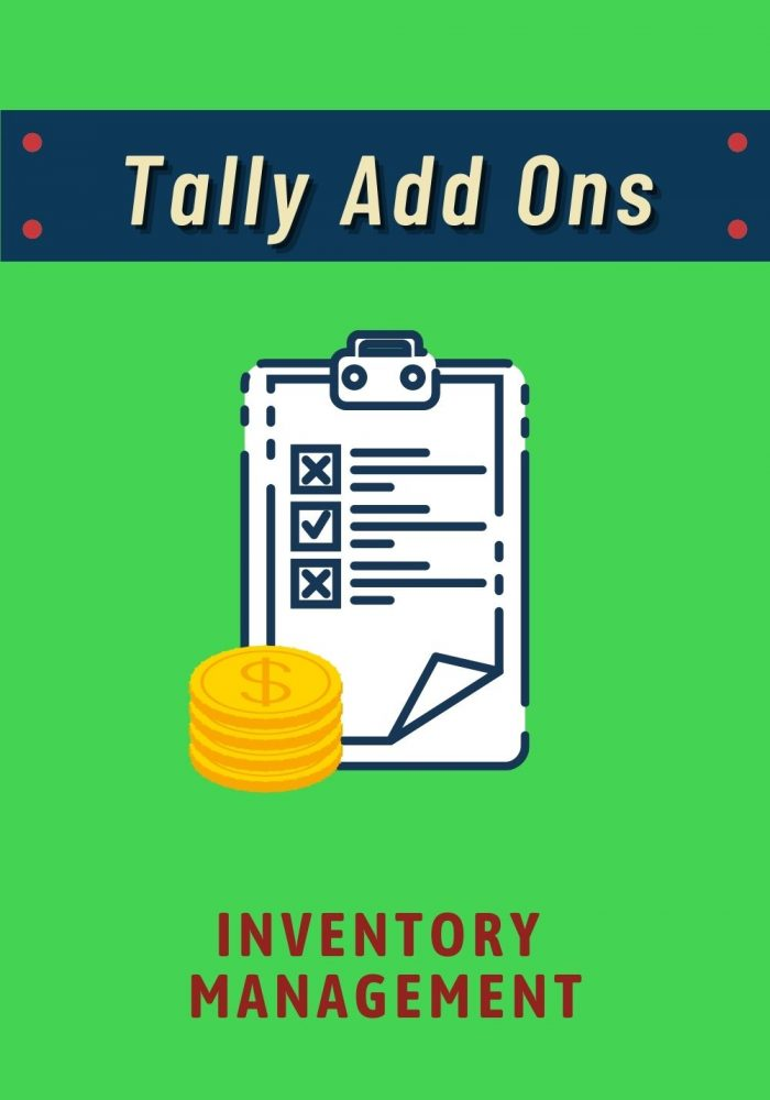 Tally Add Ons - Inventory Management