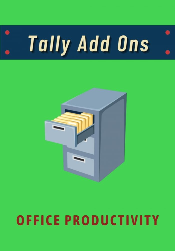 Tally Add Ons - Office Productivity