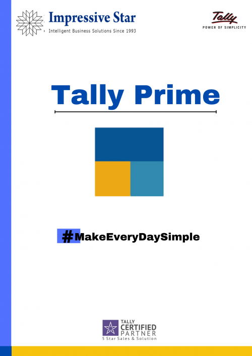 Tally Prime for Business Management