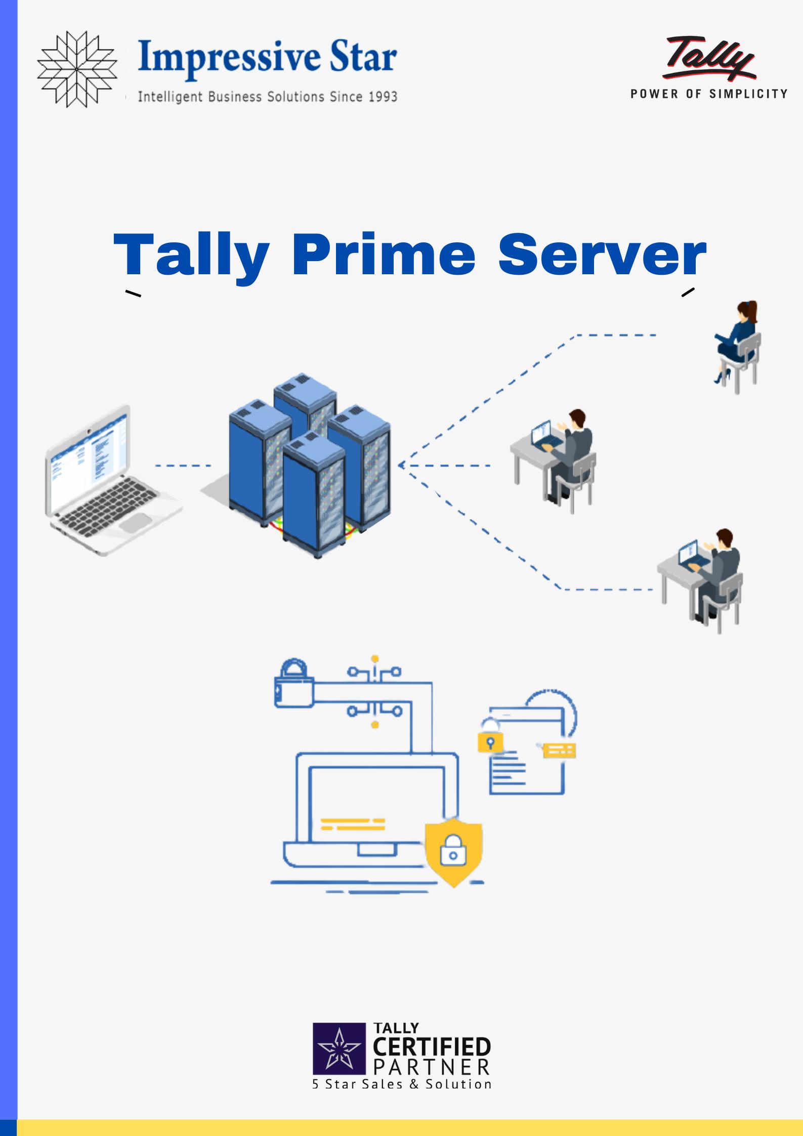 Tally Prime Server.